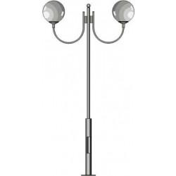 Столб фонарный №4, без фонаря