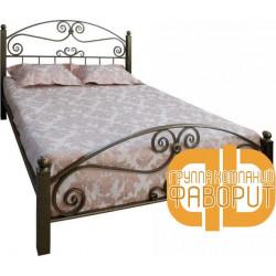 Кровать Логиза (2 спинки 1.6м)