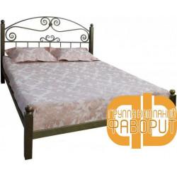 Кровать Логиза (1 спинка 1.6м)
