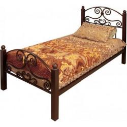 Кровать Логиза (2 cпинки)
