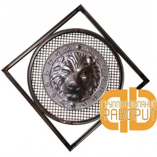 «Лев в ромбе» в Калуге