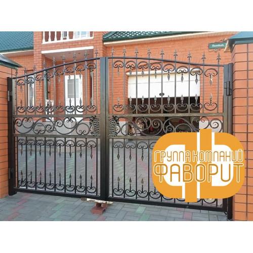 Ворота №14 в Калуге